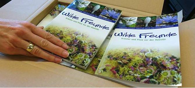 Wilde Freunde - das Buch von Christine Lackner